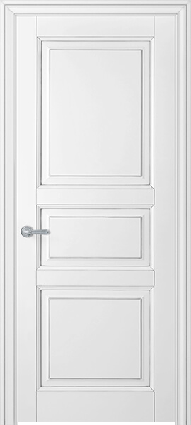 Royal Claudette Interior Door White