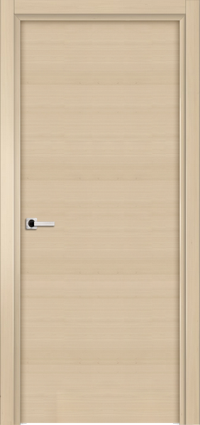 Image Elivia Flush Interior Door, finish White Alder