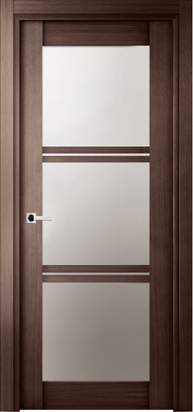 Image Emma La Luce Interior Door, finish Gray Oak