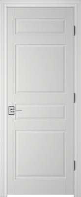 PBI 204Z Interior Door Primed