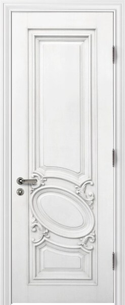 Image Luiza Interior Door, finish White