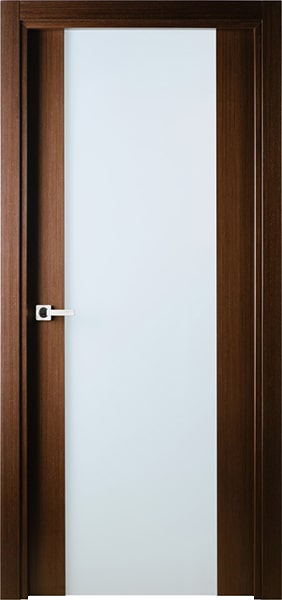 Image Alba Interior Door, finish Wenge
