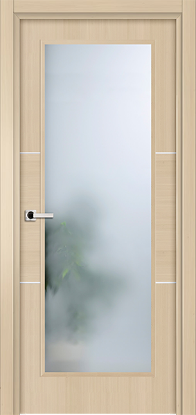 Image Sofia La Luce Interior Door, finish White Alder