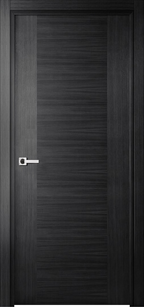 Image Palermo Interior Door, finish Black Oak