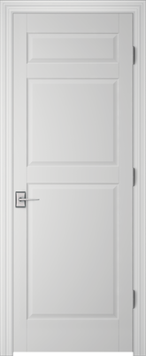 Image PBI 2036 Interior Door, finish Primed