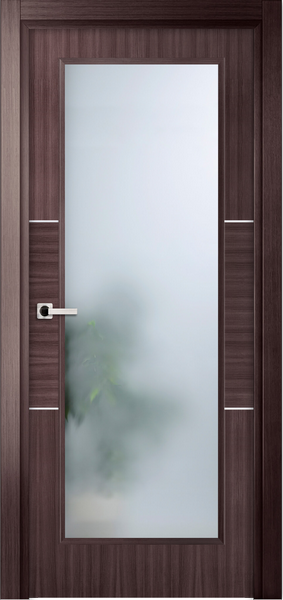 Image Sofia La Luce Interior Door, finish Tobacco Oak