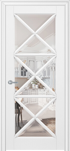 Image Royal Marie Interior Door, finish White