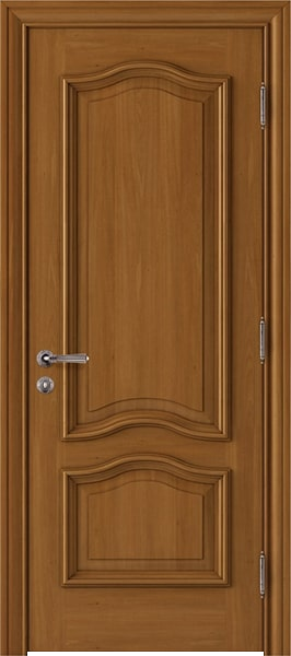 Image Alder Alissia Interior Door, finish Dark Walnut