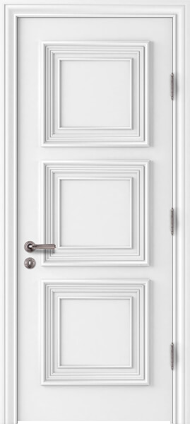 Palladio Prima Interior Door White