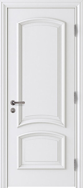 Image Alder Melossandre Interior Door, finish White