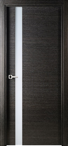 Image Elivia Attento Interior Door, finish Black Apricot