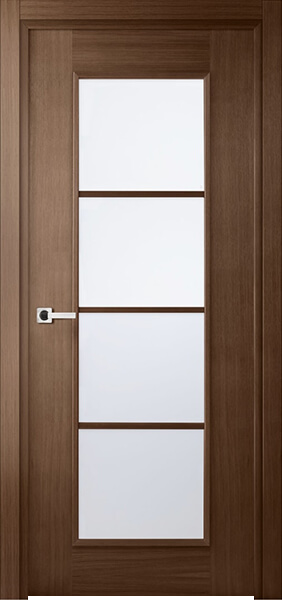 Image Palermo La Luce Interior Door, finish Royal Oak