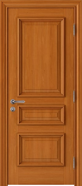 Image Alder Rimmozia Interior Door, finish Colonial Maple