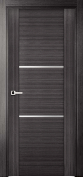 Image Emma One Interior Door, finish Ash Oak