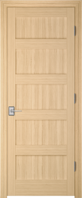 Image PBI 795H Interior Door, finish Oak