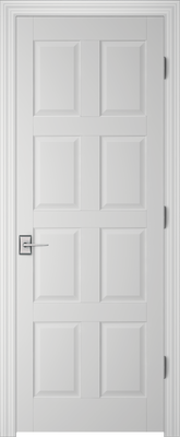 Image PBI 2080 Interior Door, finish Primed