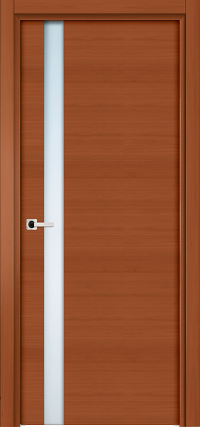 Image Elivia Attento Interior Door, finish Johnson Cherry