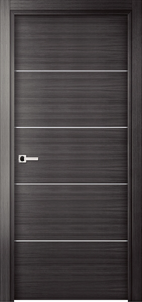 Image Elivia 4HS Interior Door, finish Ash Oak