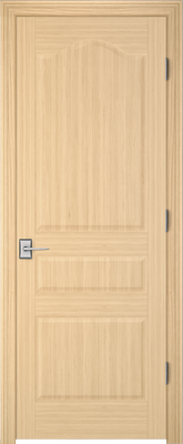 Image PBI 203AS Interior Door, finish Oak
