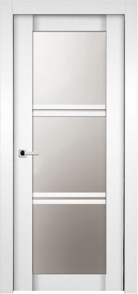 Image Emma La Luce Interior Door, finish White
