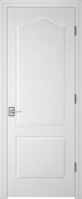 Image PBI 202AS Interior Door, finish Primed