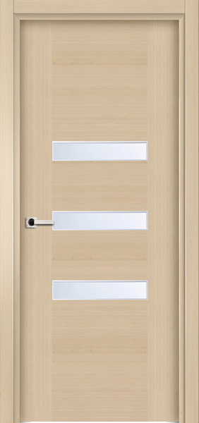 Image Gracia Interior Door, finish White Alder