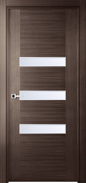 Image Gracia Interior Door, finish Gray Oak