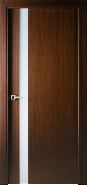 Image Elivia Attento Interior Door, finish Wenge