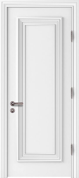 Image Palladio Uno Interior Door, finish White