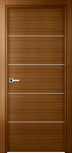 Image Elivia 4HS Interior Door, finish Light Oak