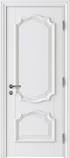 Image Alder Yanitta Interior Door, finish White