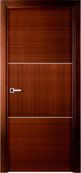 Image Sofia One Interior Door, finish Wenge
