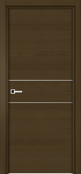 Image Elivia 2HS Interior Door, finish Deep Dark Walnut