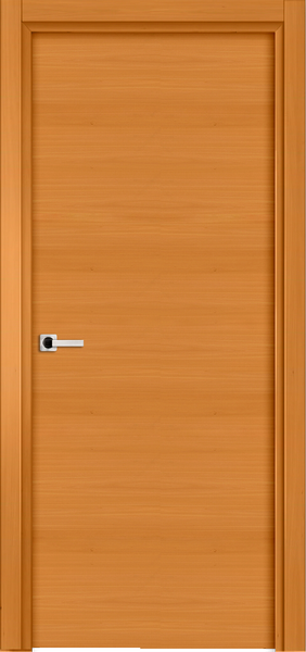 Image Elivia Flush Interior Door, finish Antique Cherry
