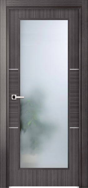 Image Sofia La Luce Interior Door, finish Ash Oak