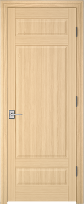 Image PBI 203T Interior Door, finish Oak