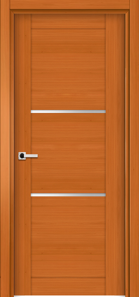 Image Emma One Interior Door, finish Colonial Maple