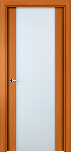 Image Alba Interior Door, finish Colonial Maple