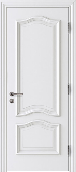 Image Alder Alissia Interior Door, finish White