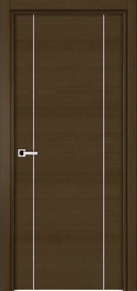 Image Elivia 2VS Interior Door, finish Deep Dark Walnut