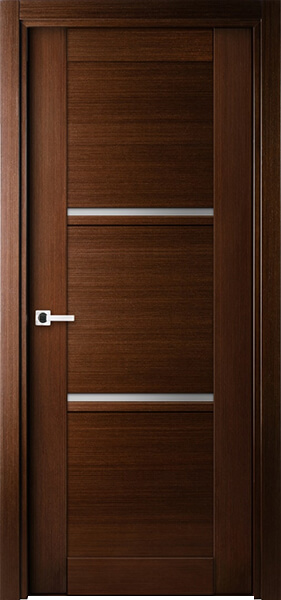 Image Emma One Interior Door, finish Wenge