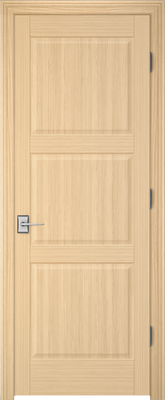 Image PBI 203H Interior Door, finish Oak