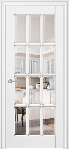 Image Royal Henriette Interior Door, finish White