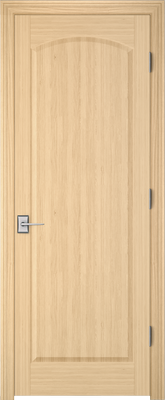 Image PBI 2010C Interior Door, finish Oak