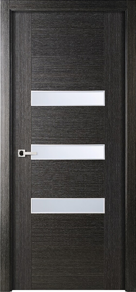 Image Gracia Interior Door, finish Black Apricot