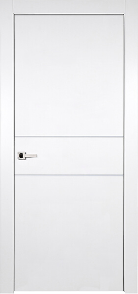 Image Elivia 2HS Interior Door, finish White