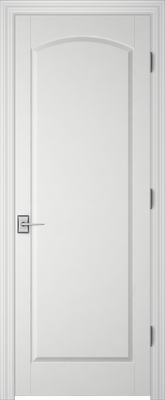 Image PBI 2010C Interior Door, finish Primed