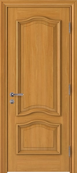 Image Alder Alissia Interior Door, finish Antique Cherry