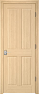 Image PBI 2040 Interior Door, finish Oak