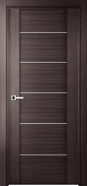 Image Infinity Interior Door, finish Tobacco Oak